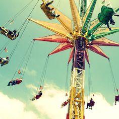 Sky Flyer.  Del Mar Fair.