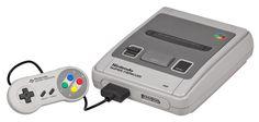 Nintendo Super Famicom - Japan (1990)  (Japanese version of SNES)