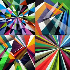 lasers and crystals - Patternity website has all sorts of crazy and cool patterns found everywhere.  a great website!