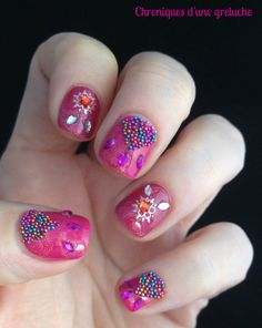 Bollywood nails