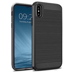 BUOCEANS iPhone X Case, [Brushed Armor Series] Shock Absorption Protective TPU PC Combo Warrior Phone Case Scratch Resistant Technology Case Cover for iPhone X - Black  https://topcellulardeals.com/product/buoceans-iphone-x-case-brushed-armor-series-shock-absorption-protective-tpu-pc-combo-warrior-phone-case-scratch-resistant-technology-case-cover-for-iphone-x-black/  Compatibility: iPhone X Case / iPhone 10 Case Compatible with iPhone X Edition (2017) Hybrid Design: Soft TPU