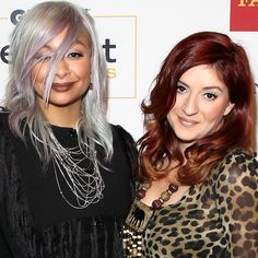 Raven-Symoné and Anneliese van der Pol Just Sang the That's So Raven Theme Song