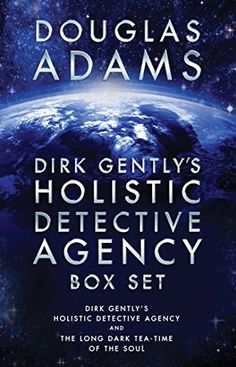 One clickers unite because DIRK GENTLY'S HOLISTIC DETECTIVE AGENCY BOXSET: Dirk Gently's Holistic Detective Agency and The Long Dark Tea-Time of the Soul by Douglas Adams is just $1.99 on kindle for a limited time only!
