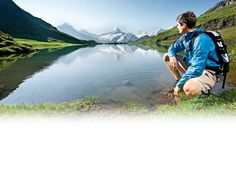 Tiefblauer Bachalpsee | CH- Grindelwald