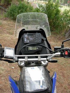 Lynx rider view
