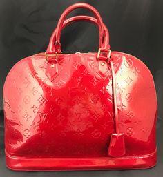 """Estate Collection Louis Vuitton """"Alma"""" Handbag"""