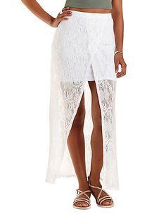 Crochet Wrap Maxi Skirt