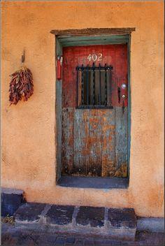 Santa Fe, New Mexico. One of my very, favorite places. Summers spent with my cousin, Joe. No place like it.