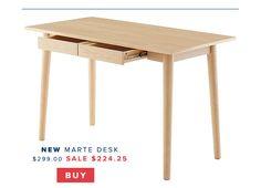 NEW Marte Desk