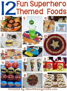 Bowling Party Foods Drinks Games