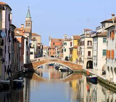 Famous words on Venice in Italy
