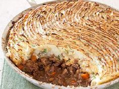 Cooks Illustrated Shepherds Pie (Main tip: Brown the veggies instead of the ground beef. This develops flavor while keeping the ground beef tender.)