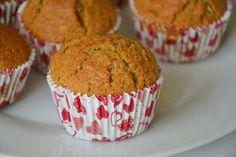 Muffins de Baileys e Café (Baileys and Coffee Muffins)