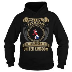 Live in Idaho - Made in the United Kingdom - Special