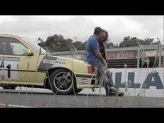 Opel Kadett Superboss vs. BMW 325iS with Chris Harris