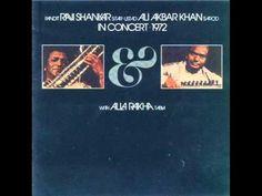 Ravi Shankar & Ali Akbar Khan in concert 1972 Tres Ragas: 01 - Raga - Hem Gihag 02 - Raga - Manj Khamaj 03 - Raga - Sindhi Bhairavi