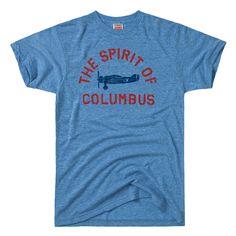 HOMAGE - Spirit of Columbus 200 Bicentennial T-Shirt - $28.00
