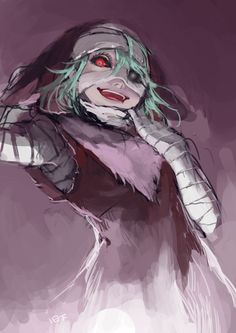 Eto the one eyed owl - Tokyo Ghoul