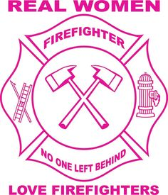 Real Women Love Firefighters  Decal  Free by LivesayGrafix on Etsy, $9.95
