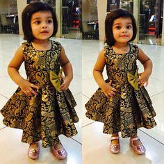 Banaras dress