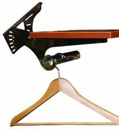 Sloped Ceiling Clothes Rod Bracket: Amazon.co.uk: Kitchen U0026 Home