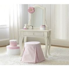 Claire Vanity, Pottery Barn Kids Too Small For Jewelry Box?