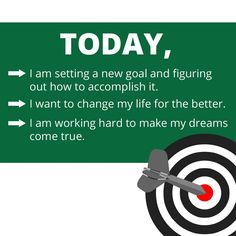 Today, I am setting a new goal and figuring out how to accomplish it #frases #poemas #pensamentos #goals #accomplish http://wp.me/p2H8GB-f2