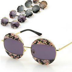 d1e2c0a287f Barato Vogue líder 996 das mulheres da moda óculos de sol feminino eyebow  óculos redondos oculos