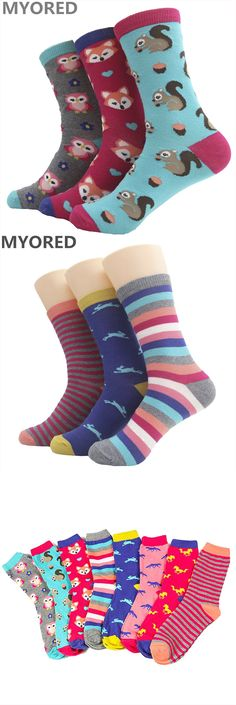Underwear & Sleepwears Diligent New Arrived 2018 Hot Men Women Happy Socks Strawberry Colorful Design Streetwear Cotton Long Crew Socks For Holiday Gifts