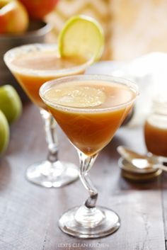 My all time favorite fall cocktail is a caramel apple martini. Now, I try to…