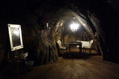 Sala Silver Mine Hotel Suite – Sala, Sweden - Atlas Obscura