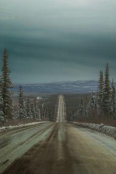 tulipnight: Dalton Highway Alaska by Poonam Parihar on Flickr