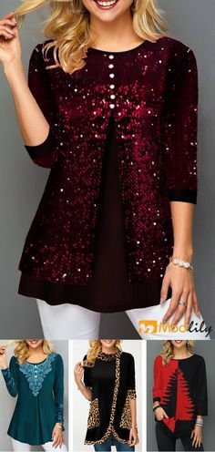 Add to your wardrobe Mode alte und neue Pretty Outfits, Fall Outfits, Cute Outfits, Trendy Tops For Women, Autumn Casual, Colorful Fashion, Winter, Autumn Fashion, Fashion Dresses