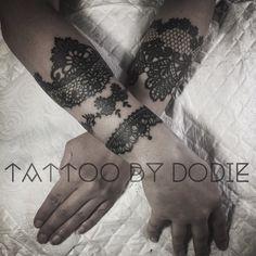 ©©©Tattoo by Dodie 2016 - Tattoo by Dodie Dodie Tattoo, 2016 Tattoo, Lace Tattoo, Hand Henna, Hand Tattoos, Instagram Posts, Tattoo Ideas, Inspiration, Biblical Inspiration