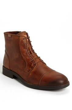 PIKOLINOS 'Pamplona' Cap Toe Boot available at #Nordstrom