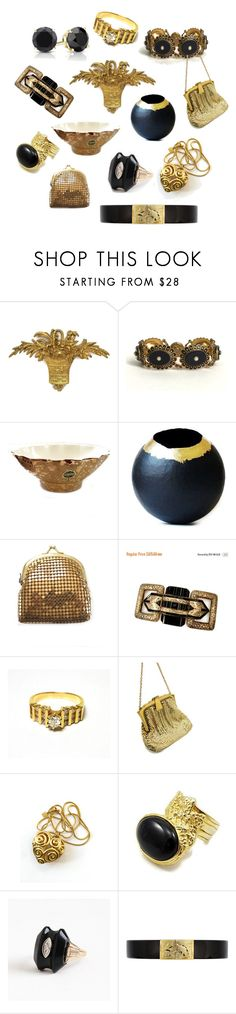 """""""I Can't Keep This a Secret"""" by patack ❤ liked on Polyvore featuring Anne Klein and vintage"""