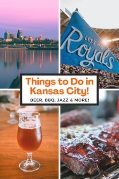 There are loads of crazy fun things to do in Kansas City! Beer, BBQ, Jazz, Sports, and much, much more! This guide will help you make sure your trip to KC is unforgettable!