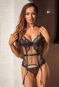 Wedding night lingerie ideas are different and very attractive. Here are the possible options of lingerie for an unforgettable wedding night. Body Lingerie, Bodysuit Lingerie, Lace Bodysuit, Black Lingerie, Seductive Lingerie, Lingerie Models, Wedding Night Lingerie, Wedding Lingerie, Wedding Undergarments