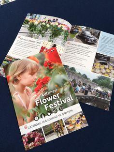 Hier vindt u alle locaties van het Flower Festival! Veel plezier dit weekend!