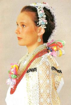 Croatian costumes of Šokac heritage in Bačka, Santovo / Hercegszántó Folk Costume, Costumes, Croatia, Culture, Traditional, Sewing, Photography, Dressmaking, Dress Up Clothes