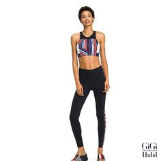 be3a224f95 Gigi Hadid Racing Legging
