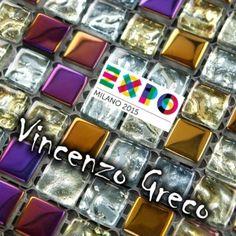 Expo2015 Mosaici e Vetrate artistiche - Vincenzo Greco