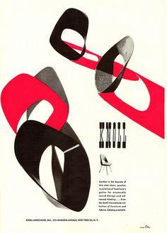 Knoll Ad 1952