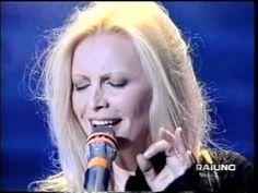 Patty Pravo - Col Tempo (Avec le temps) Léo Ferré - Live Domenica in 1994
