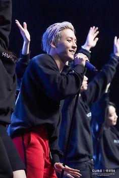 "Minhyuk - ""Tonight (with Melody)"" Music Video Behind Btob Lee Minhyuk, Yook Sungjae, Im Hyunsik, Lee Changsub, Rapper, Kpop Boy, Music Videos, Concert, Sexy"