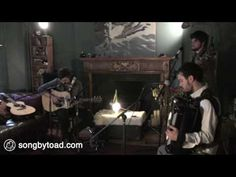 Mumford and Sons Toad Session. Great interview. Snippet of Nothing is Written before it was titled.