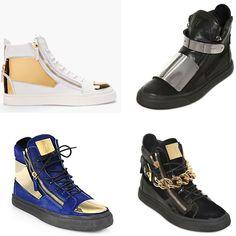 Giuseppe Zanotti Sneakers : New Models 2014 http://www.creativeboysclub.com/tags/giuseppe-zanotti
