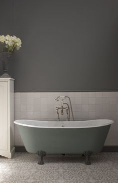 serene bathroom is unconditionally important for your home. Whether you choose the small laundry room or diy bathroom remodel ideas, you will create the best diy bathroom remodel ideas for your own life. Diy Bathroom Remodel, Bathroom Renos, Bathroom Wall Decor, Bathroom Colors, Bathroom Renovations, Bathroom Fixtures, Bathroom Interior, Serene Bathroom, Modern Bathroom