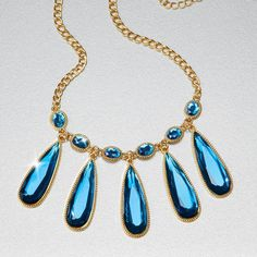 Blue Melody Necklace 27006 | Stauer.com