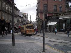 Calles de Oporto Foto